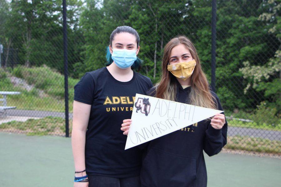 Kayleen Kowel and Sarah D
