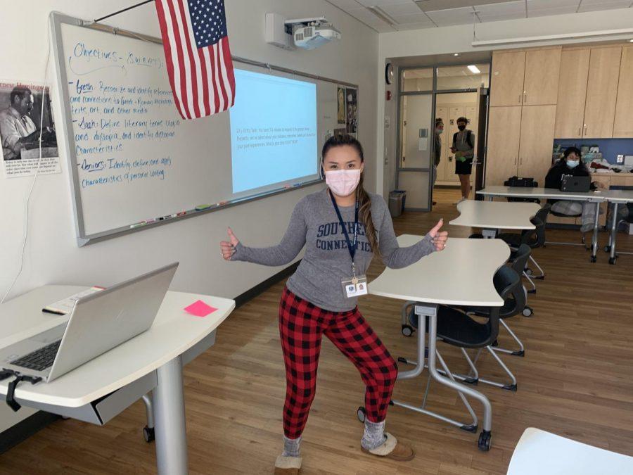 PJ Day Ms. Chaplar
