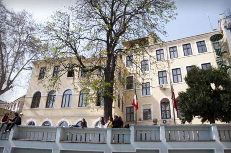 High School Turkey